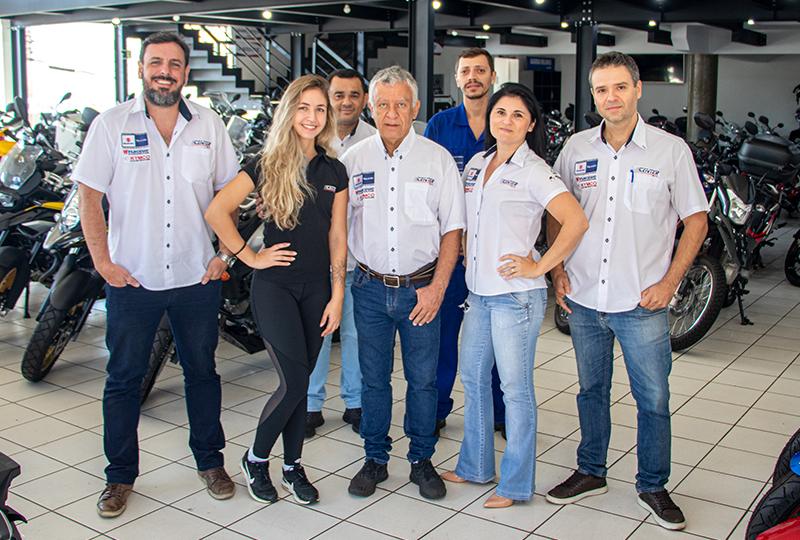 Center Moto equipe