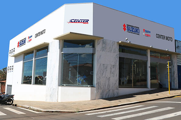 Center Moto Fachada