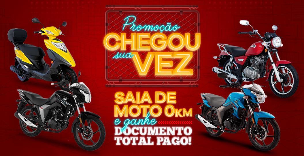 Campanha Center Moto